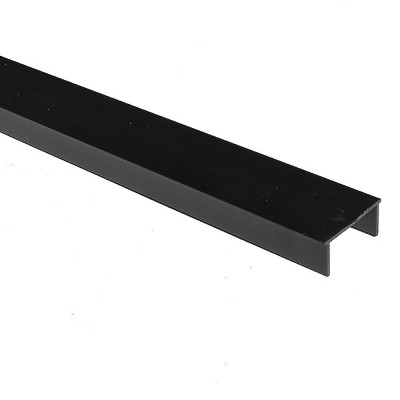 Cap Rail for top of Vertical Slipfence panel